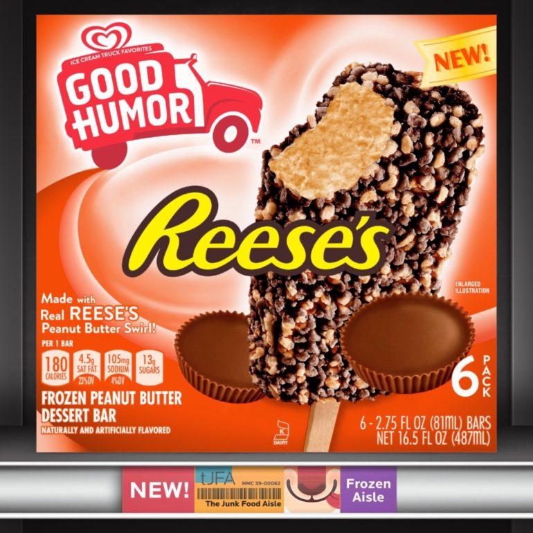 Reese's Good Humor Bars