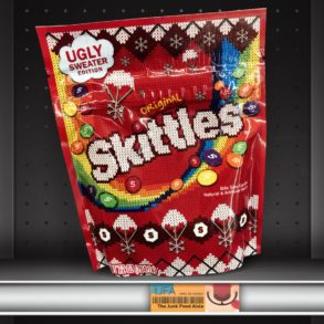 Skittles Ugly Sweater Edition