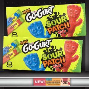 Sour Patch Kids Go-Gurt