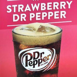 Strawberry Dr Pepper