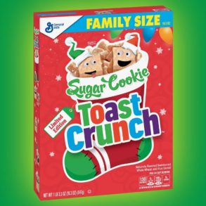 Sugar Cookie Toast Crunch is coming back!