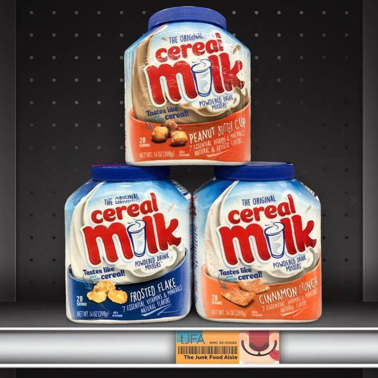 The Original Cereal Milk
