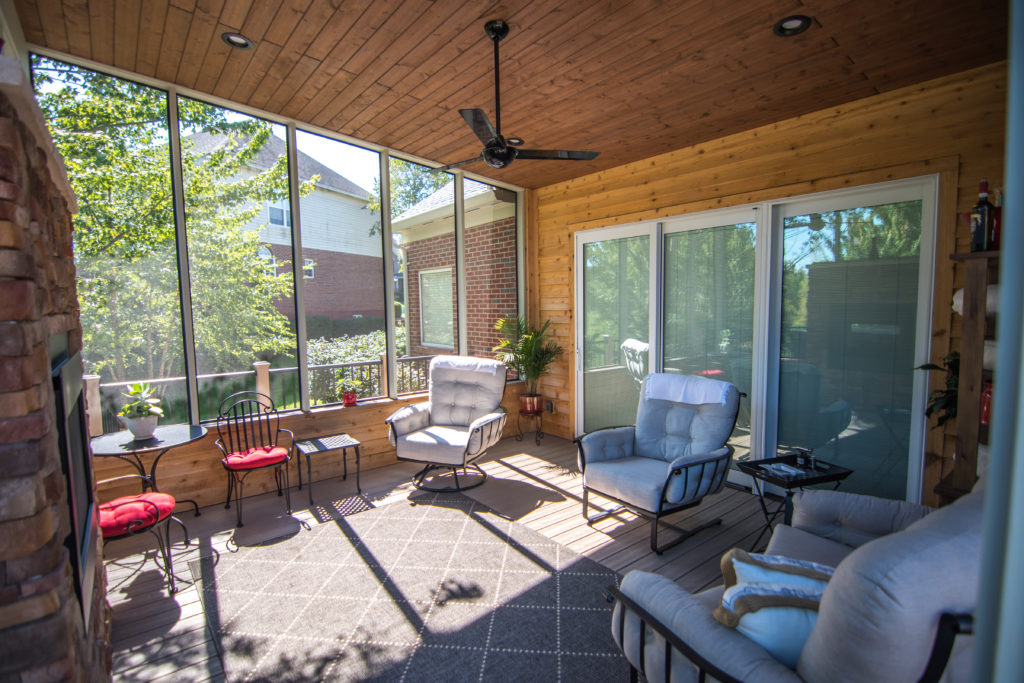 biehl brothers deck sunroom