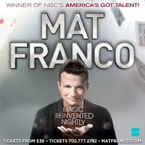 Mat Franco returns to AGT
