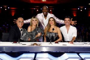 AGT Season 15 On-Air Team