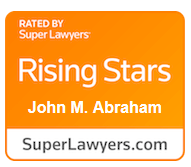John Abraham Super Lawyers