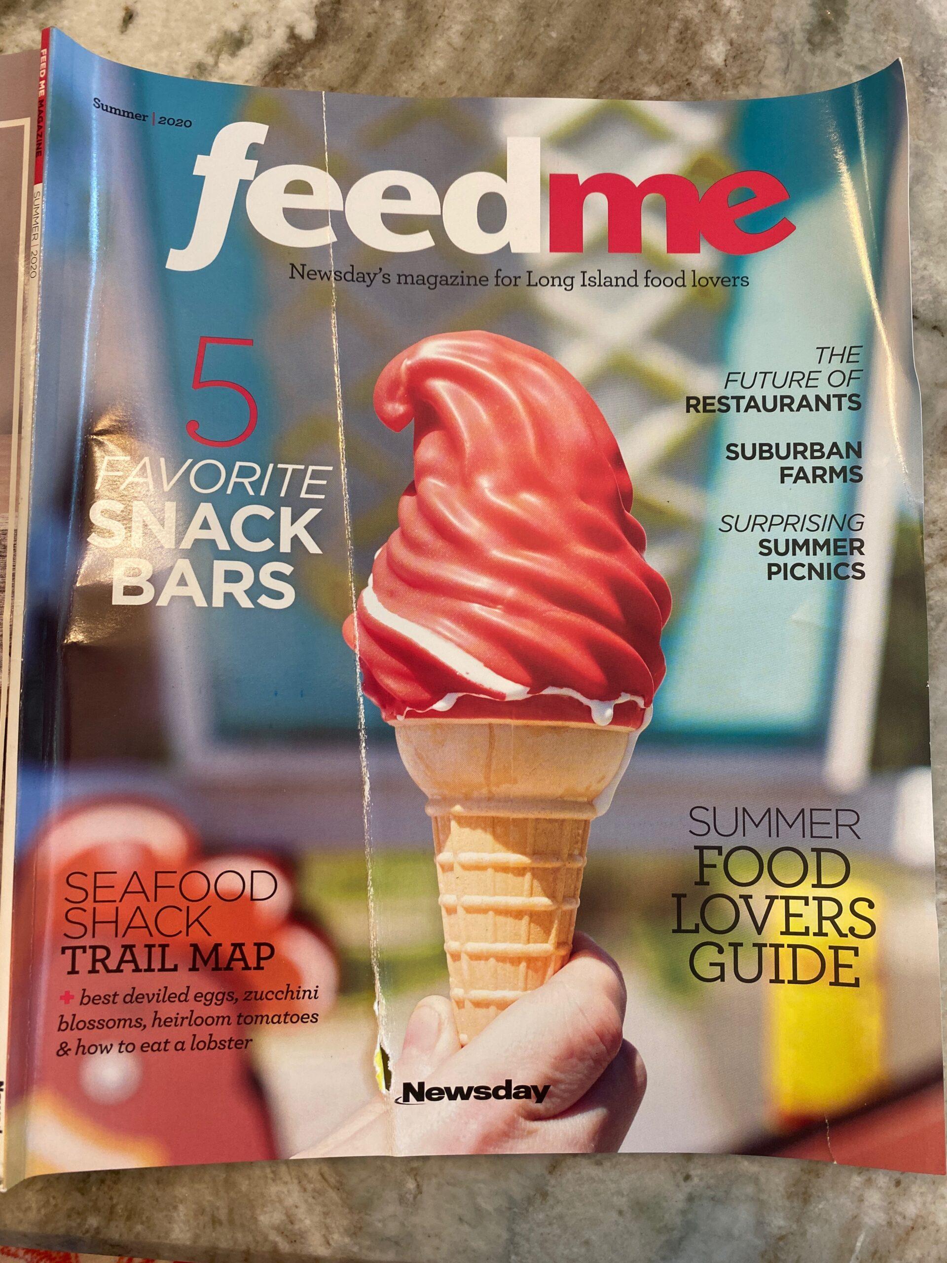 Feed Me : Newsday