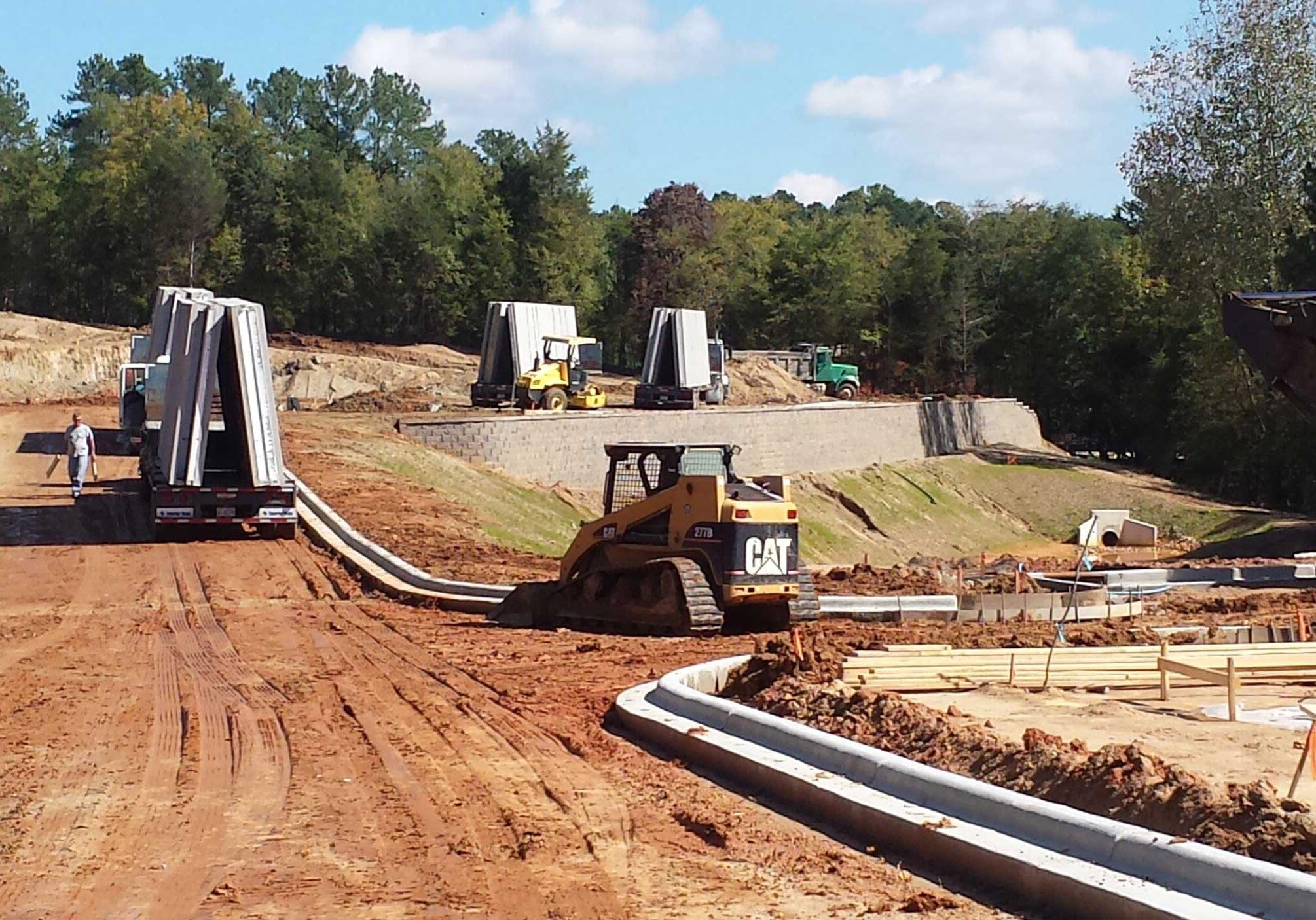 The Vault - Lake Wylie, SC Construction