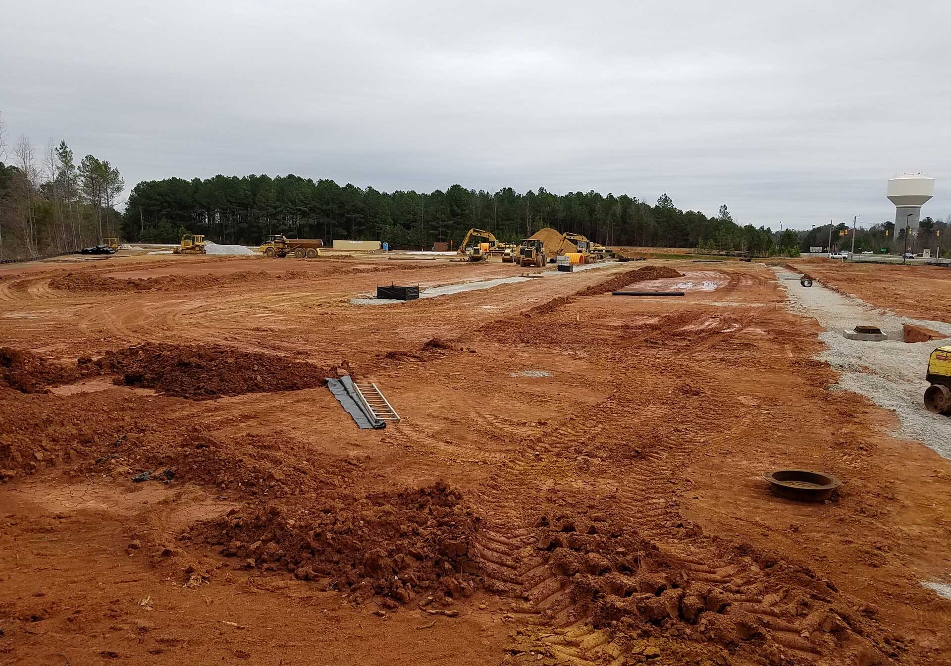 The Vault - Rock Hill, SC Construction