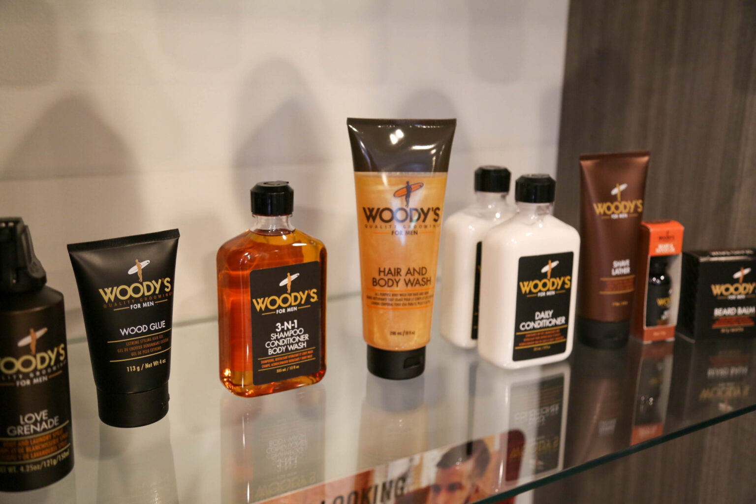 Northbrook Barber Shop Men's Styling Products