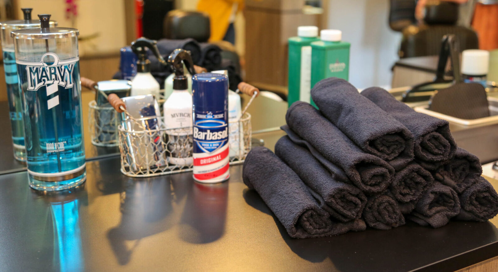 Northbrook Barber Shop barber Products