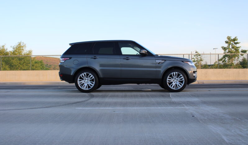 2014 Land Rover Range Rover full