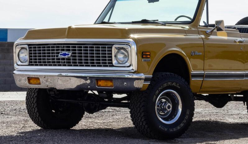 1972 Chevrolet Blazer full