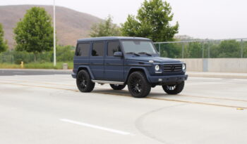 2014 Mercedes-Benz G-550 full
