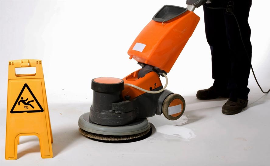 Busy B Groundskeeper & Floor Care Inc.