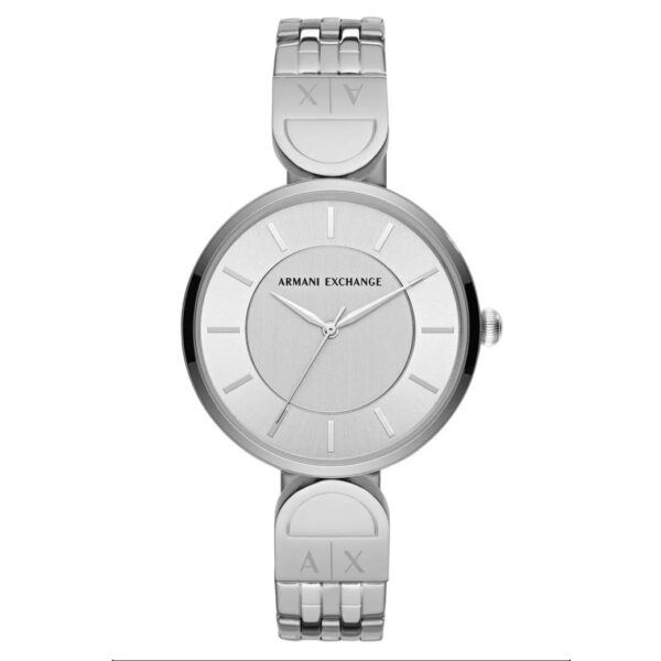 Armani Exchange Ladies' Steel Bracelet Watch