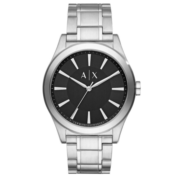 Armani Exchange Men's Stainless Steel Bracelet Watch