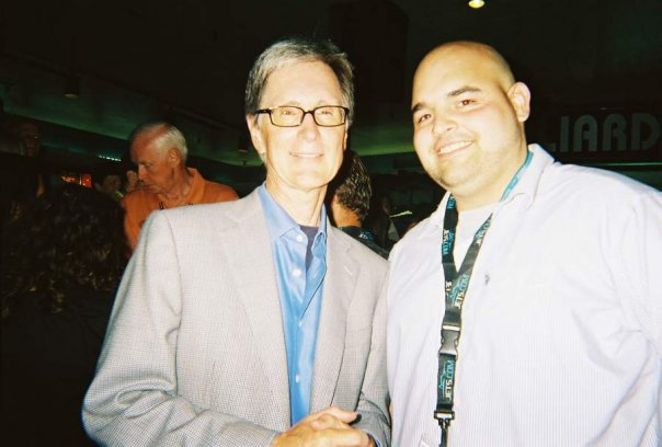 John Henry owner of the Boston Red Sox