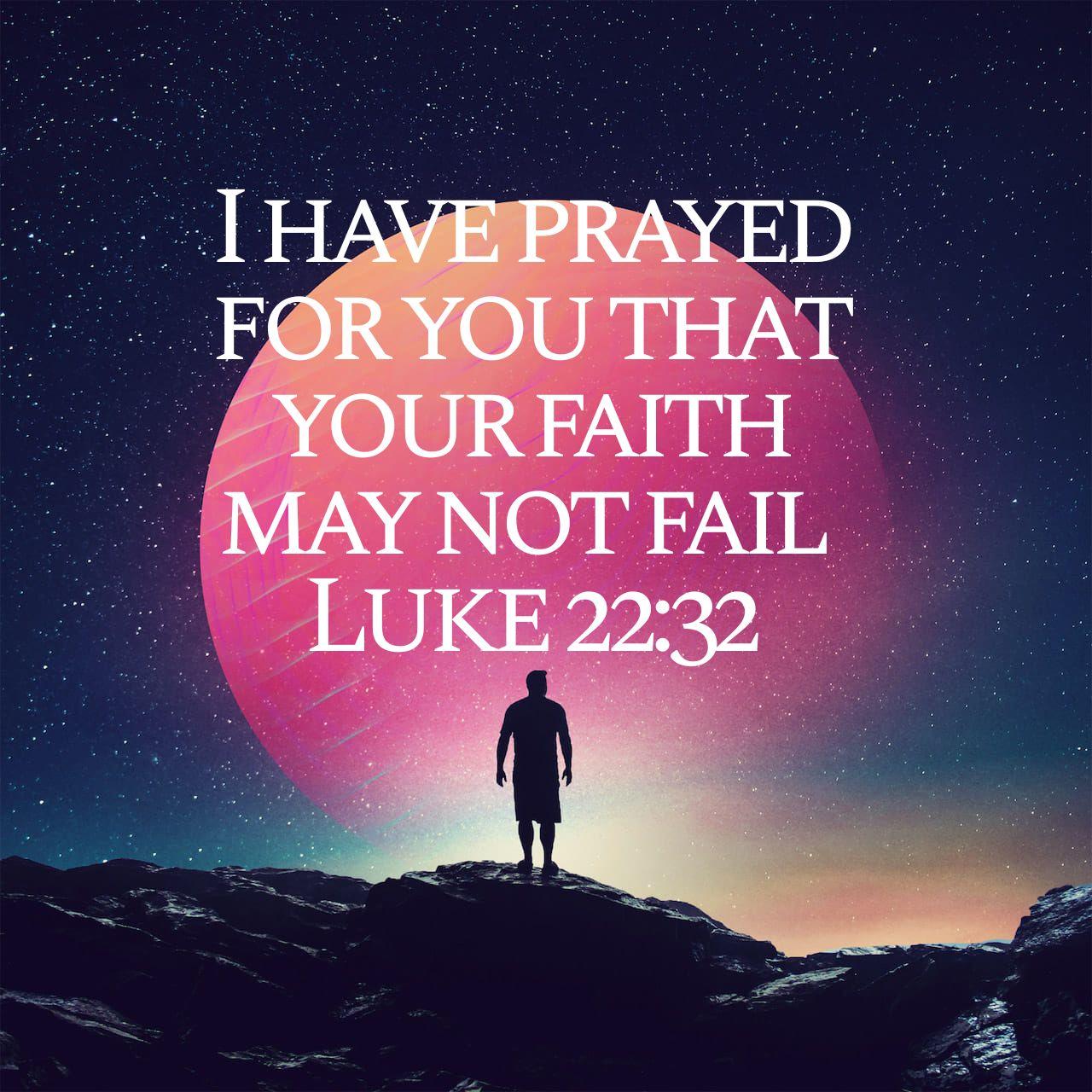 Daily Bible Reading: Luke 22:31-53