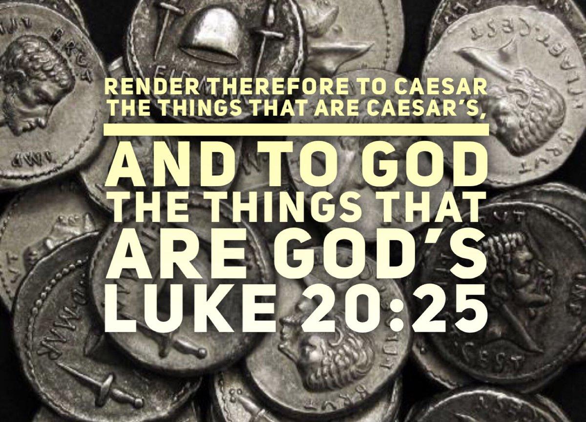 Daily Bible Reading: Luke 20:1-26