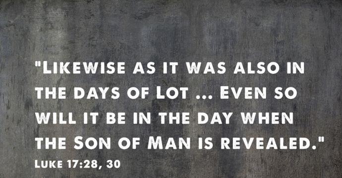 Daily Bible Reading: Luke 17:20-37