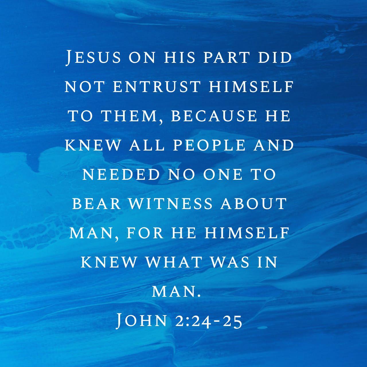 Daily Bible Reading: John 2