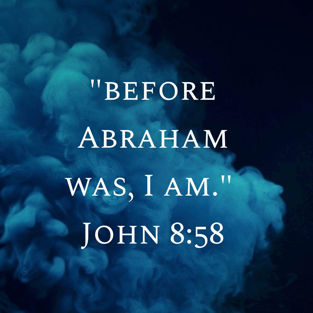 Daily Bible Reading: John 8:37-59