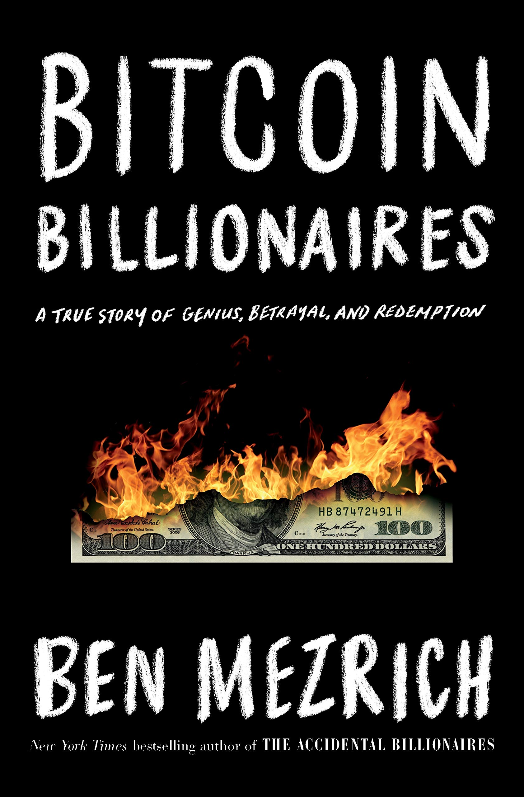 "Review ""Bitcoin Billionaires"" by Ben Mezrich"