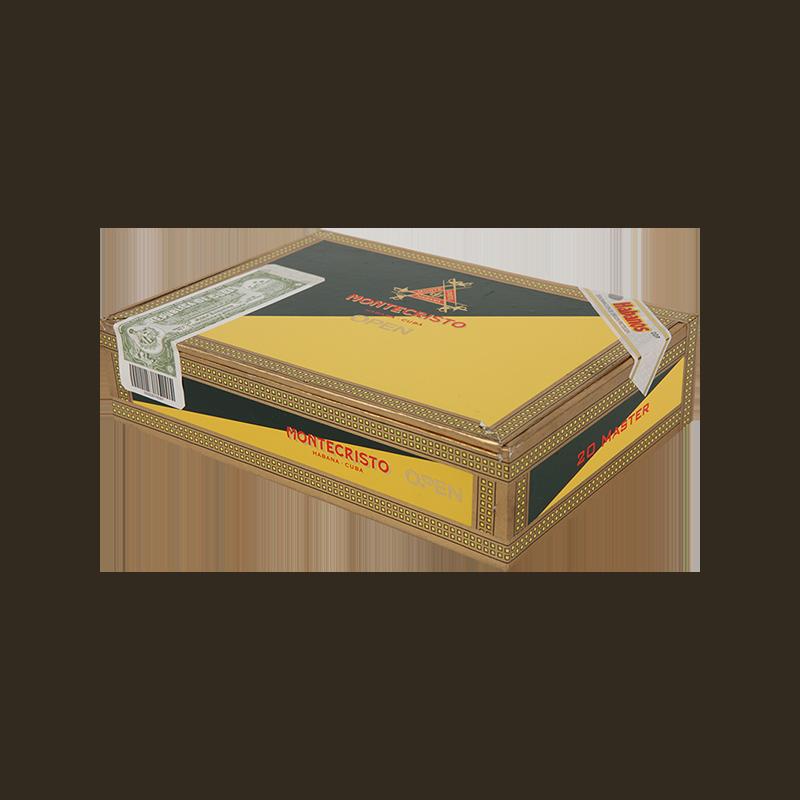 MONTECRISTO MASTER BOX  20