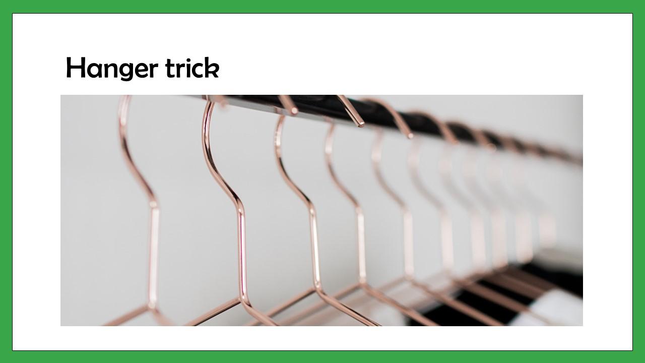 Hanger Trick