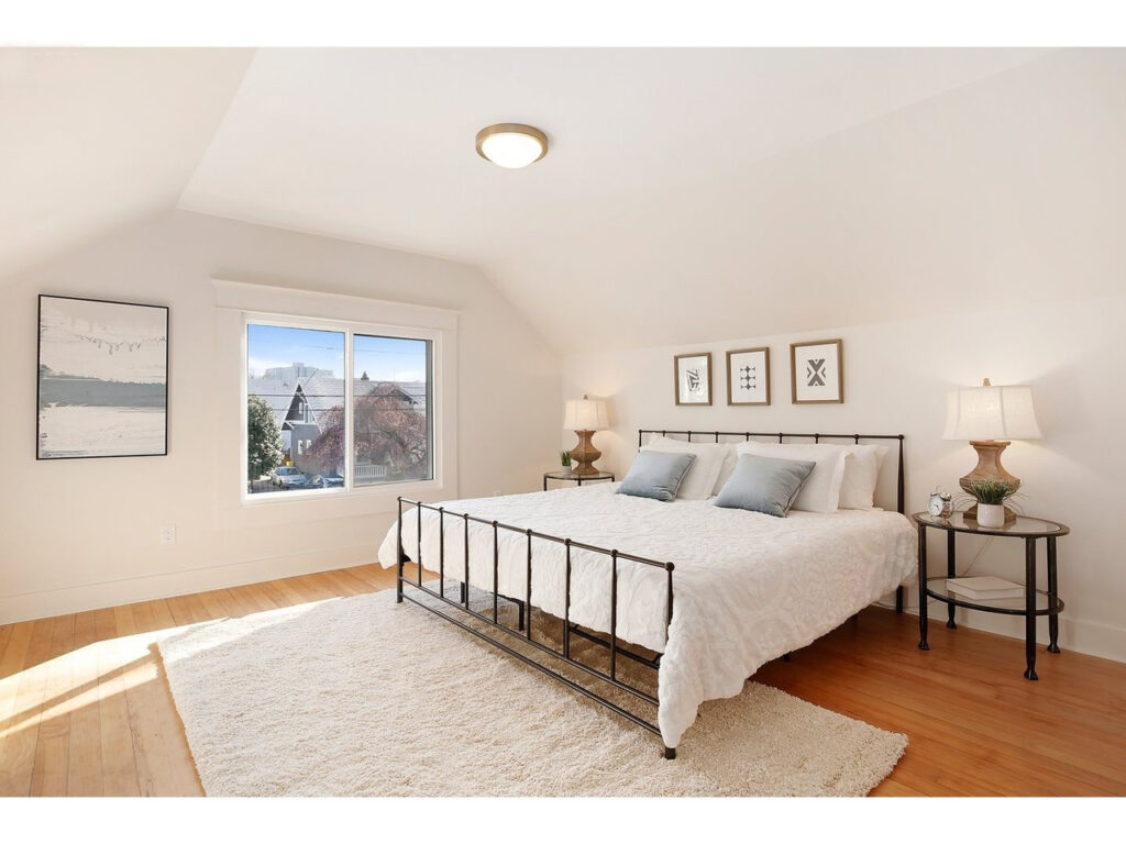 Can't sell house - interior bedroom