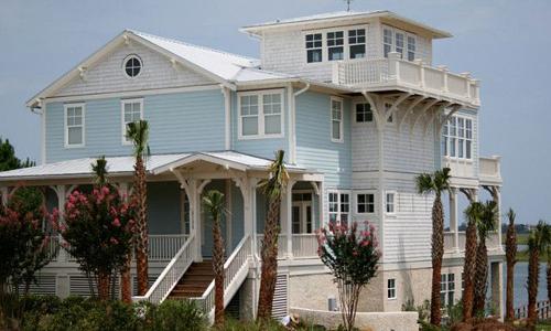 Gulf Style roof