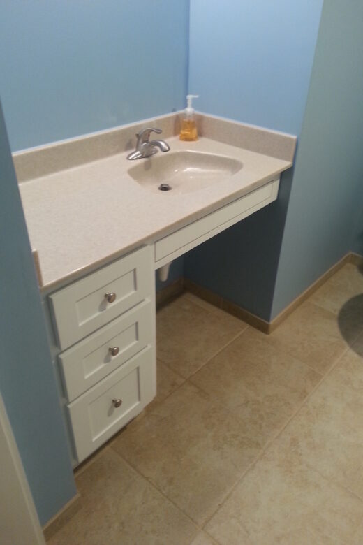 Accessible Sinks and Vanities