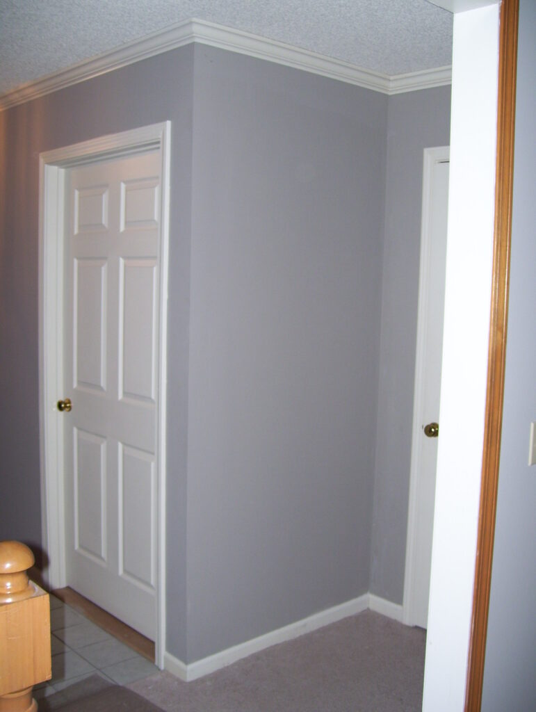 Photo: Door relocation by Accessibility Remodeling