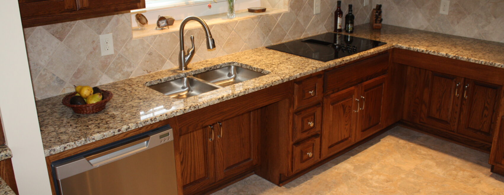 Photo: Kitchen Redesign by Accessibility Remodeling