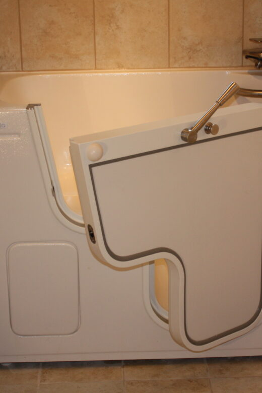 Photo: Walk-In Tub by Accessibility Remodeling