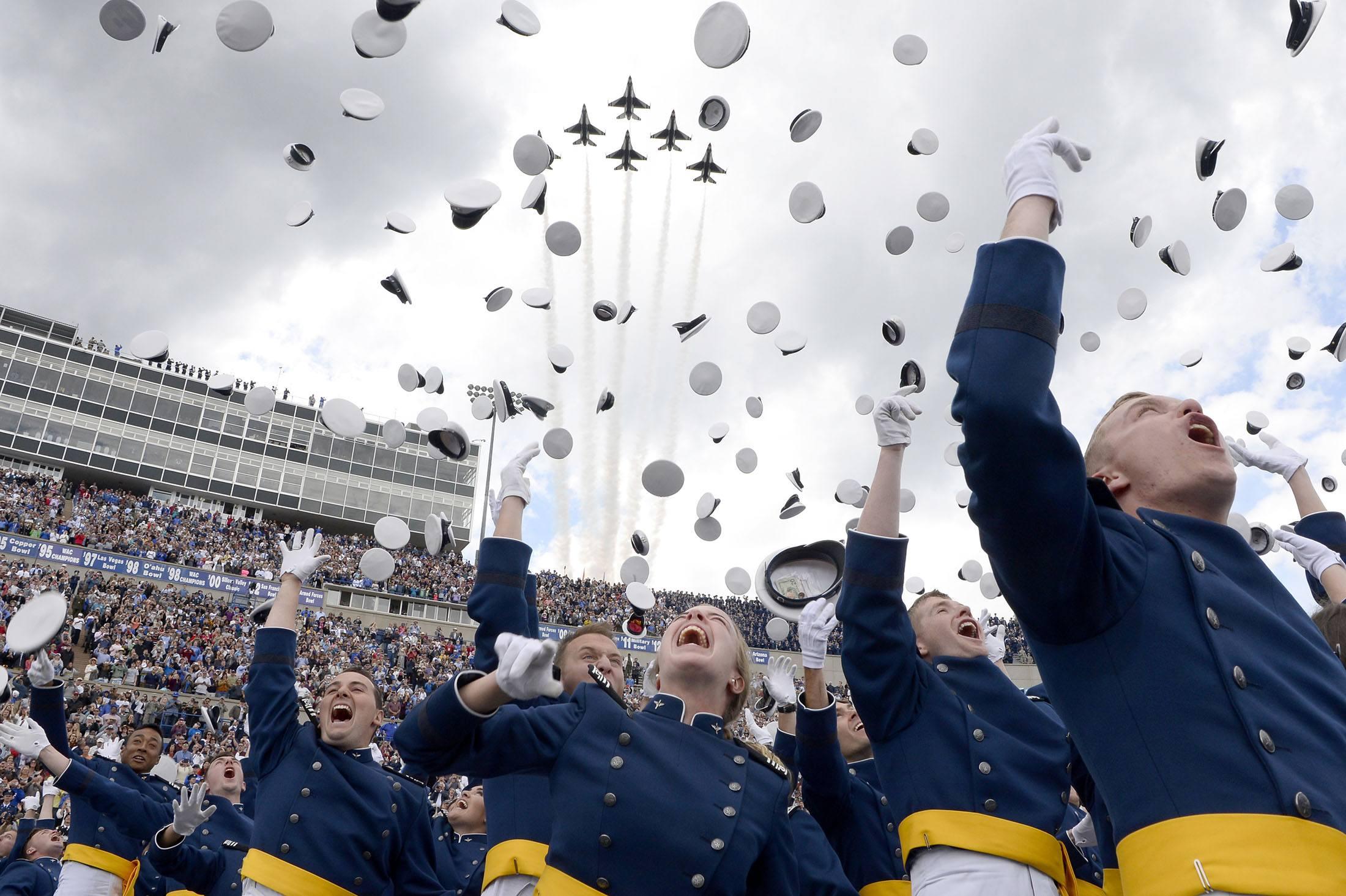 2019 Academy Graduation