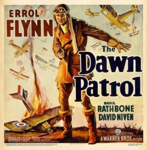 The Dawn Patrol Poster