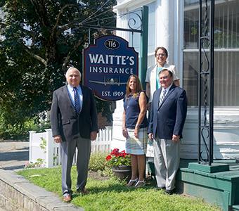 Waitte's Insurance Team