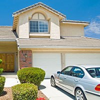 Large home covered by personal and homeowners insurance