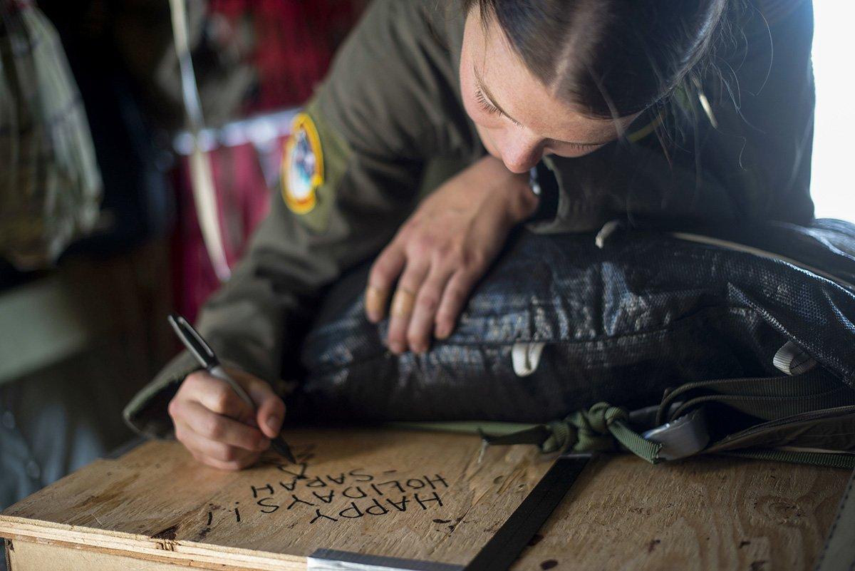 Staff Sgt Sarah Meadows