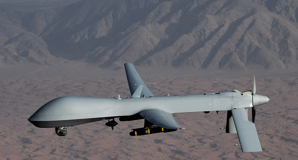 Image of a drone
