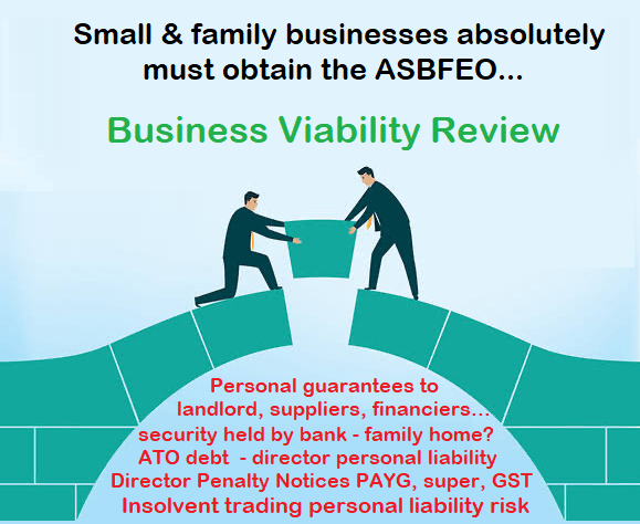 Business Viability Review