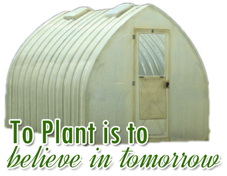 To Plant is to believe in Tomorrow - Sustainable Living
