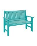gardenBench-turquoise