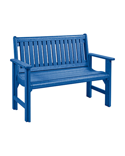 gardenBench-blue