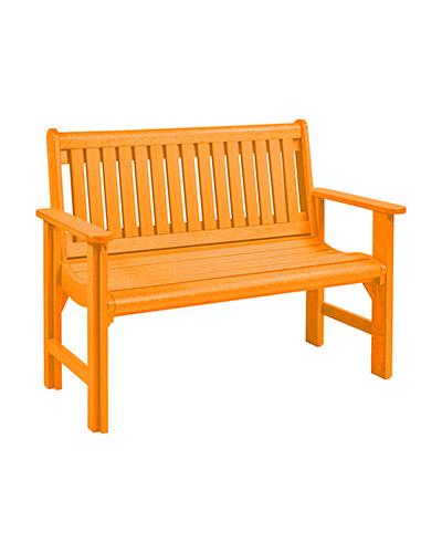 gardenBench-orange