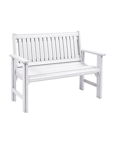 gardenBench-white