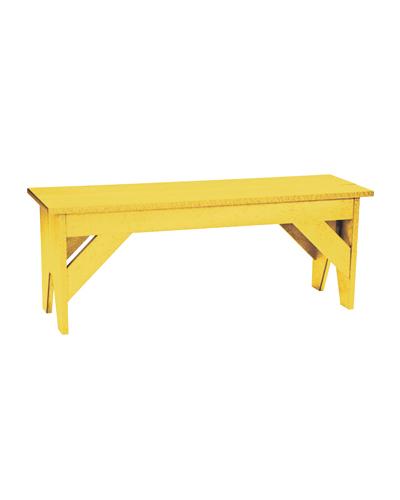 basicBench-yellow