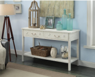 91741-2-Drawer-Console-Tbl